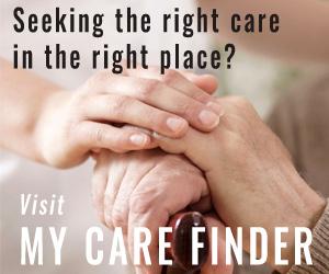 Visit MyCareFinder.ca