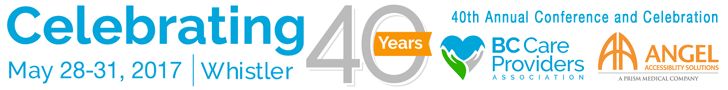 40th Anniversary Conference and Celebration