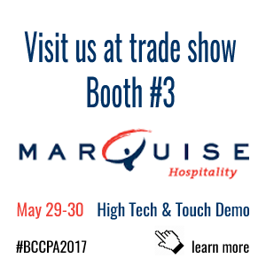 Marquise Hospitality High Tech & Touch Demo