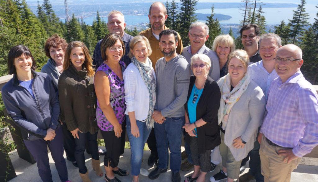 BCCPA Board of Directors 2017