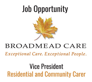 Broadmead Care: Job Posting