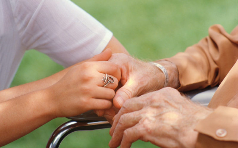 sympathy for personal support workers