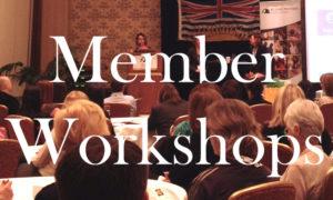 Member Workshops