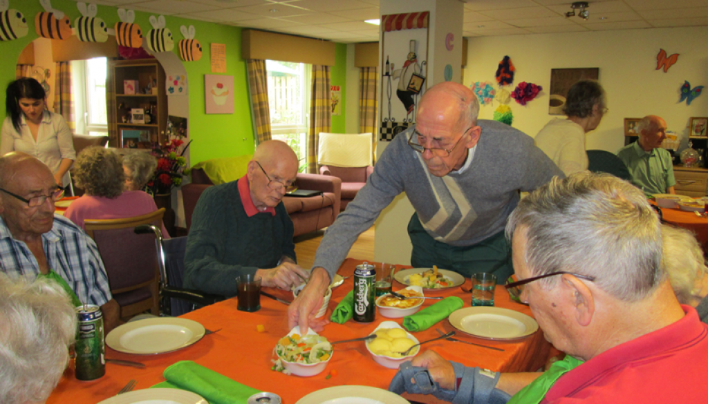 Butterfly care home