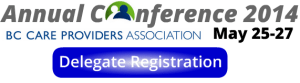 Annual Conference Delegate Registration