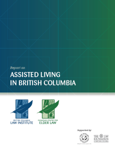 AssistedLivingReport