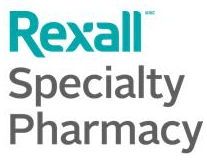 Rexall Specialty Pharmacy as Gold Sponsor