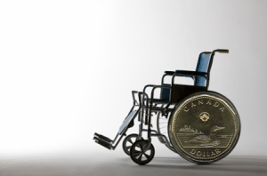 Wheelchair Loonie