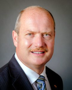 Hon. Michael de Jong, Q.C.-Minister of Finance
