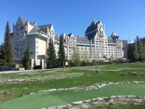 Fairmont Chateau Whistler- Location of 2013 Conference