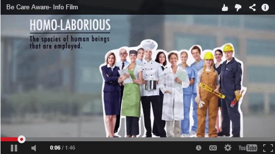 homo-laborious video