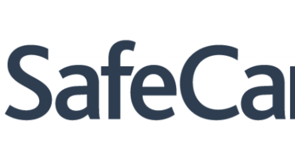 safecare logo vector white background