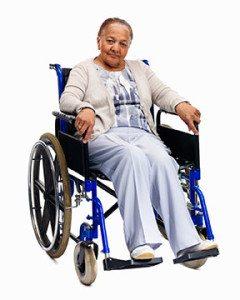 senior-black-woman-wheelchair